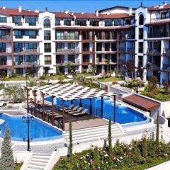 Отель Boutique Rose Gardens Beach & SPA Hotel Болгария, Поморие - отзывы, цены и фото номеров - забронировать отель Boutique Rose Gardens Beach & SPA Hotel онлайн балкон