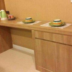 Апартаменты Pintree Service Apartment Pattaya Паттайя удобства в номере
