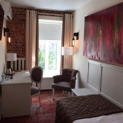 Apart-hotel Naumov Sretenka 3* Стандартный номер разные типы кроватей фото 30