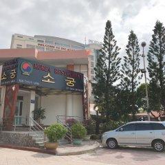 Отель Cap Saint Jacques парковка