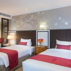 Отель Saras Бангкок комната для гостей фото 5