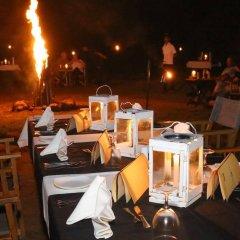 Отель Mahoora Tented Safari Camp All-Inclusive - Yala питание фото 2