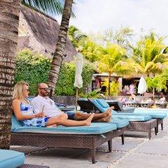 Отель Emeraude Beach Attitude фитнесс-зал