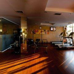 Amathus Beach Hotel Rhodes фитнесс-зал