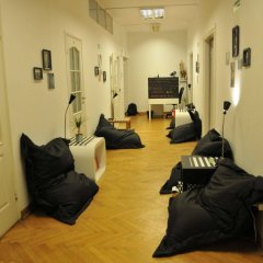 Warsaw Center Hostel фитнесс-зал