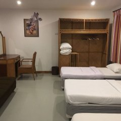 Отель The Corner Transit Hostel Таиланд, Самуи - отзывы, цены и фото номеров - забронировать отель The Corner Transit Hostel онлайн комната для гостей фото 3