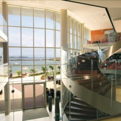Отель Terrou-Bi Beach & Casino Resort фитнесс-зал