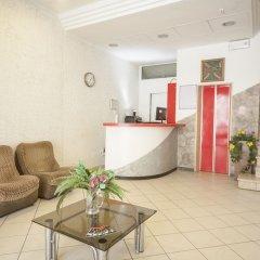 Hotel Sanremo Rimini интерьер отеля