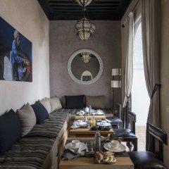 Отель Dar Assiya Марокко, Марракеш - отзывы, цены и фото номеров - забронировать отель Dar Assiya онлайн комната для гостей фото 4