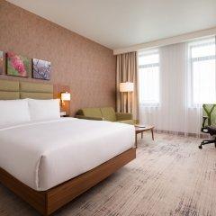 Гостиница Хилтон Гарден Инн Оренбург в Оренбурге 6 отзывов об отеле, цены и фото номеров - забронировать гостиницу Хилтон Гарден Инн Оренбург онлайн комната для гостей фото 3