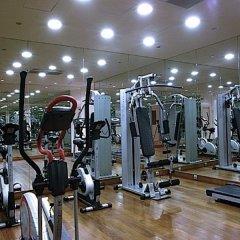 Hotel Nuevo Madrid фитнесс-зал фото 3