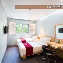 Отель Eldis Regent Hotel Южная Корея, Тэгу - отзывы, цены и фото номеров - забронировать отель Eldis Regent Hotel онлайн комната для гостей фото 3