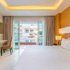 Отель Chanalai Hillside Resort, Karon Beach 4* Номер Делюкс с различными типами кроватей