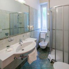 Отель Windsor Италия, Меран - отзывы, цены и фото номеров - забронировать отель Windsor онлайн ванная