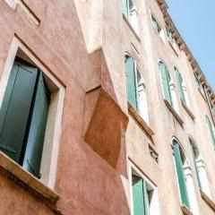 Hotel Ariel Silva Венеция вид на фасад