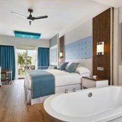Отель Riu Palace Riviera Maya Плая-дель-Кармен ванная