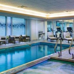 Отель Hyatt Chicago Magnificent Mile фитнесс-зал