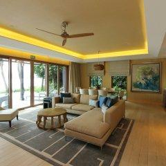 Отель Resorts World Sentosa - Beach Villas комната для гостей фото 3
