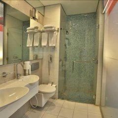 Отель Canyon Boutique Hotel Иордания, Амман - отзывы, цены и фото номеров - забронировать отель Canyon Boutique Hotel онлайн ванная фото 2