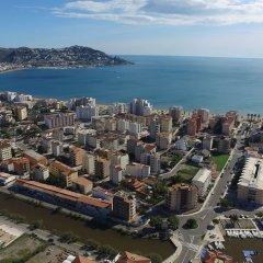 Отель InmoSantos Apartaments Daniel пляж
