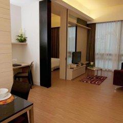 Отель Pearl Suites Swiss Garden Residences Малайзия, Куала-Лумпур - отзывы, цены и фото номеров - забронировать отель Pearl Suites Swiss Garden Residences онлайн удобства в номере