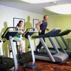 Hotel Friesacher Аниф фитнесс-зал