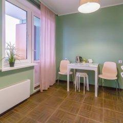 Апартаменты Kvartal Apartments on Volzhskaya Embankment 19 комната для гостей фото 3
