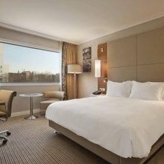 Отель Hilton Barcelona комната для гостей фото 2