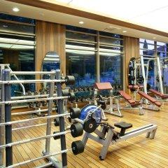 Gloria Serenity Resort Турция, Белек - 3 отзыва об отеле, цены и фото номеров - забронировать отель Gloria Serenity Resort - All Inclusive онлайн фитнесс-зал фото 4