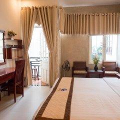 Отель Ngo Homestay Хойан комната для гостей фото 5