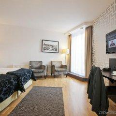 Отель Scandic Park Швеция, Стокгольм - отзывы, цены и фото номеров - забронировать отель Scandic Park онлайн комната для гостей фото 4