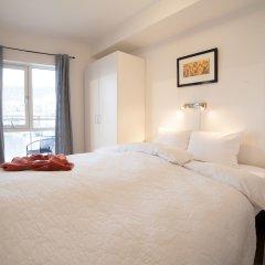 Апартаменты Damsgård Apartments комната для гостей фото 3