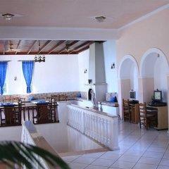 Отель Corfu Village Сивота в номере