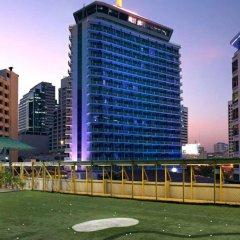 Отель Dusit Thani Bangkok Бангкок спортивное сооружение
