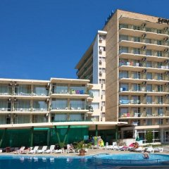 Hotel Arda Солнечный берег бассейн