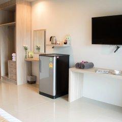 Отель Carpio Hotel Phuket Таиланд, Пхукет - отзывы, цены и фото номеров - забронировать отель Carpio Hotel Phuket онлайн удобства в номере фото 2