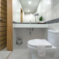 The Allano Phuket Hotel ванная