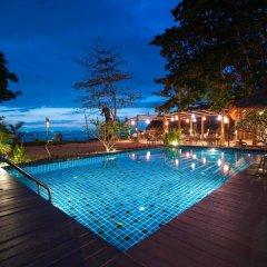Отель Lalaanta Hideaway Resort Ланта бассейн