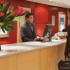 Отель Thistle Barbican Shoreditch интерьер отеля