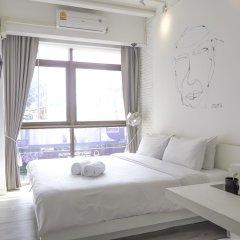 3howw Hostel @ Sukhumvit 21 Бангкок комната для гостей