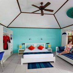 Отель Meeru Island Resort & Spa Мальдивы, Остров Фуранафуши - 10 отзывов об отеле, цены и фото номеров - забронировать отель Meeru Island Resort & Spa онлайн комната для гостей