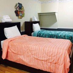 Отель Traveler's Bed & Breakfast Hostel США, Лас-Вегас - отзывы, цены и фото номеров - забронировать отель Traveler's Bed & Breakfast Hostel онлайн комната для гостей фото 2