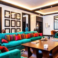 Отель Villa Diyafa Boutique Hôtel & Spa Марокко, Рабат - отзывы, цены и фото номеров - забронировать отель Villa Diyafa Boutique Hôtel & Spa онлайн интерьер отеля фото 2