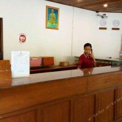 Отель Thai Ayodhya Villas & Spa Hotel Таиланд, Самуи - 1 отзыв об отеле, цены и фото номеров - забронировать отель Thai Ayodhya Villas & Spa Hotel онлайн интерьер отеля фото 2