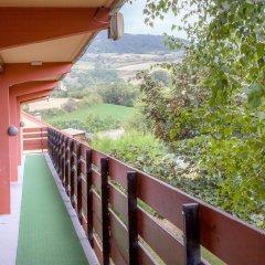 Hotel Campanile Millau балкон
