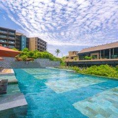 Отель Sunsuri Villas бассейн