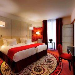 Hotel Carlton Lyon - MGallery By Sofitel комната для гостей фото 4