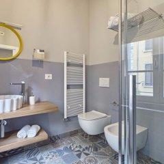 Hotel Torino Парма ванная