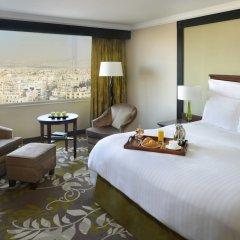 Amman Marriott Hotel комната для гостей фото 4
