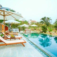 Отель Mr Tho Garden Villas с домашними животными